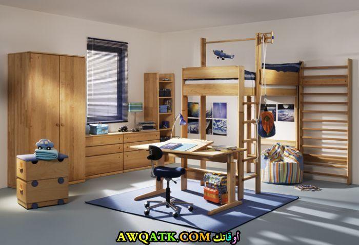 غرفة نوم أطفال في منتهي الروعة