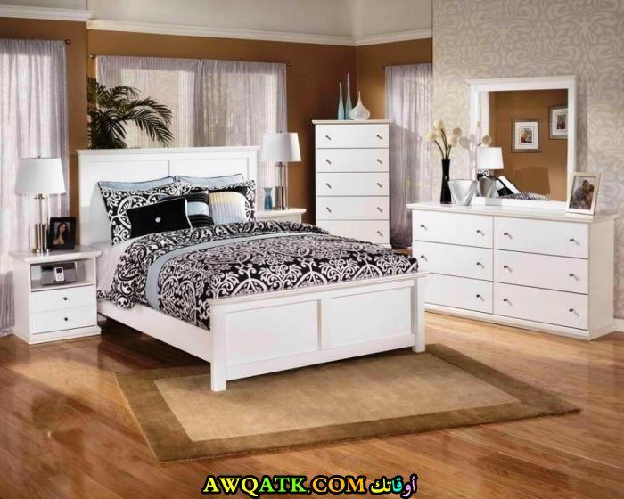 غرفة نوم جميلة