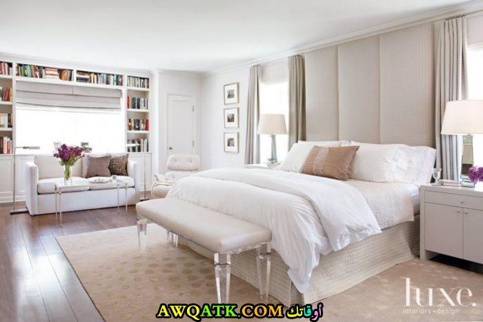 غرفةنوم في منتهي الروعة