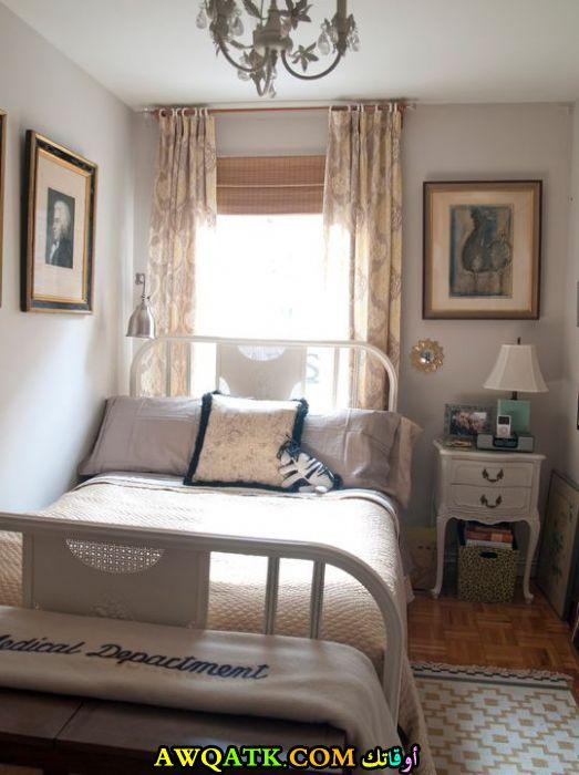 غرف نوم بستايل ريفي جميلة جداً
