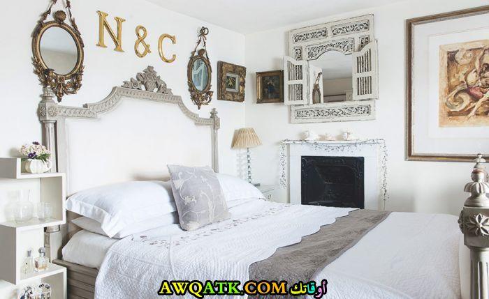غرفة نوم بستايل فرنسي رائع