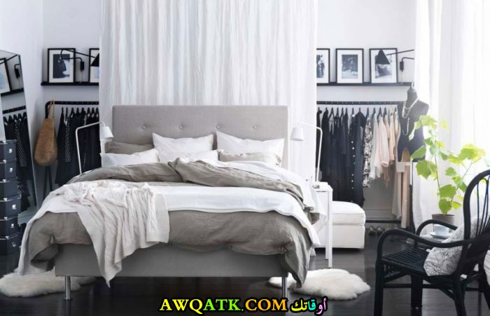 غرفة نوم في منتهي الروعة