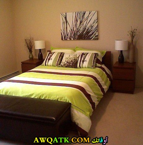غرفة نوم كابيتونيه كافيه جميله