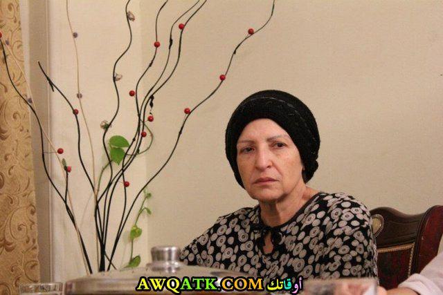 أحدث صورة للفنانة المصرية ليلى عز العرب