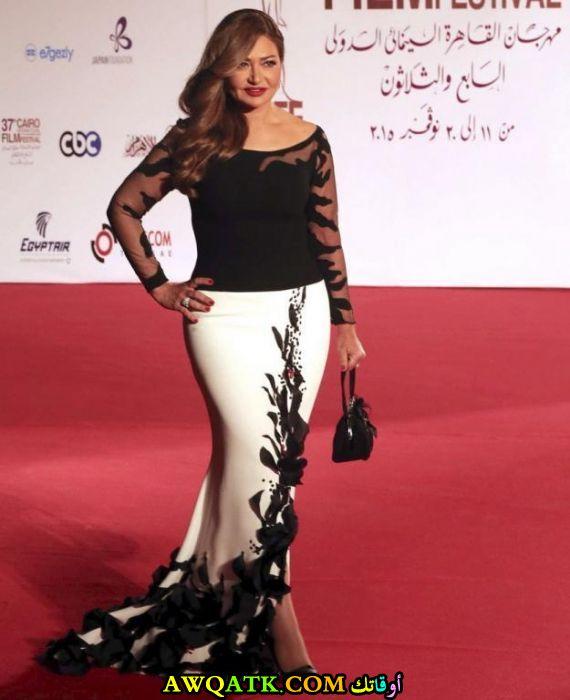 صورة جديدة للنجمة المصرية ليلى علوي