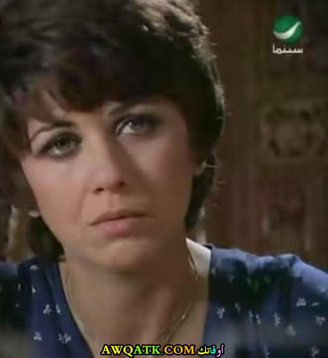 صورة قديمة للممثلة منى جبر