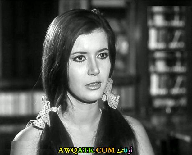 صورة قديمة للممثلة ميرفت أمين
