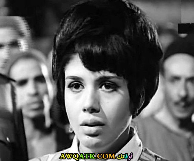 صورة قديمة للممثلة ناهد جبر