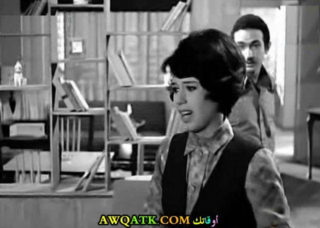 صورة قديمة ورائعة للنجمة المصرية ناهد جبر