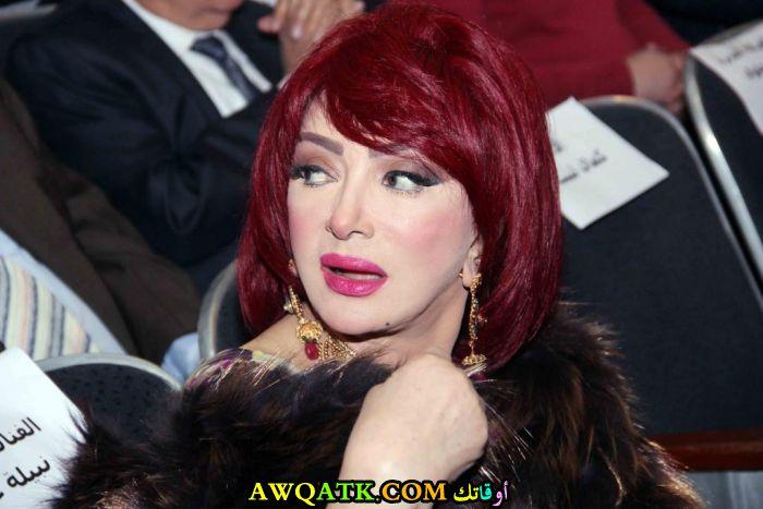 أحدث صورة للفنانة المصرية نبيلة عبيد