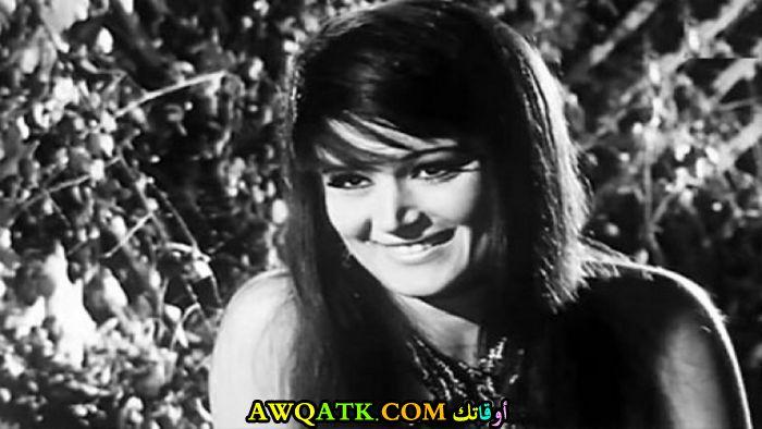 صورة قديمة للممثلة نجوى فؤاد