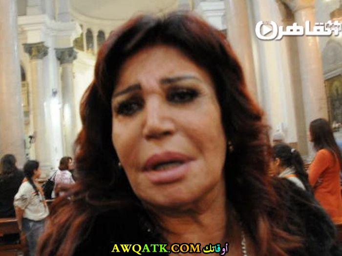 صورة جديدة للنجمة المصرية نجوى فؤاد