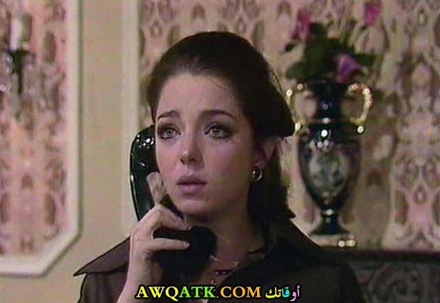 صورة قديمة للممثلة هدى رمزي
