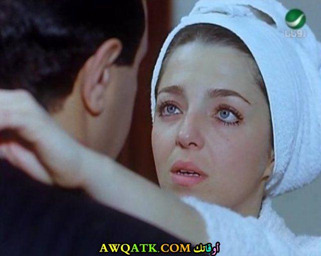 صورة الفنانة المصرية هدى رمزي داخل عمل