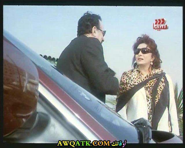 صورة الفنان المصري أبو بكر عزت داخل فيلم