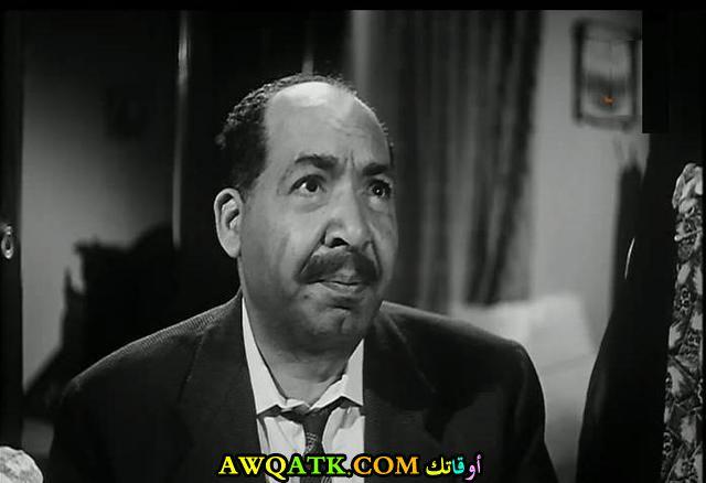 صورة الفنان المصري أحمد الجزيري داخل فيلم