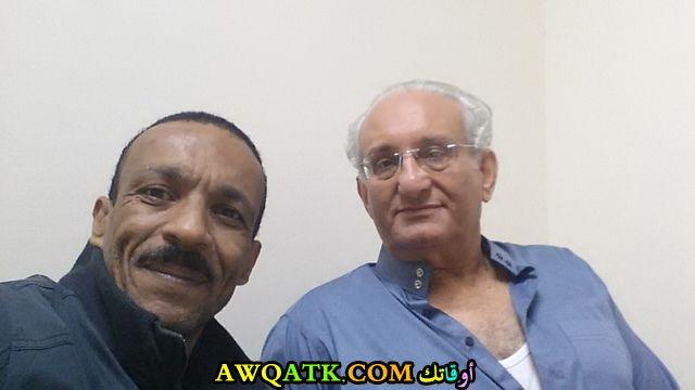 صورة جديدة للنجم المصري أحمد حلاوة