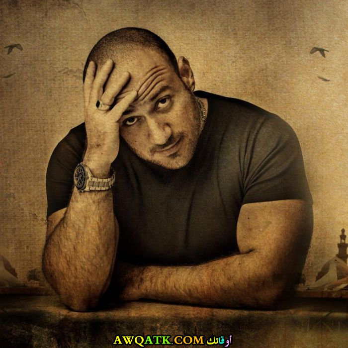 صورة جديدة للنجم المصري أحمد مكي