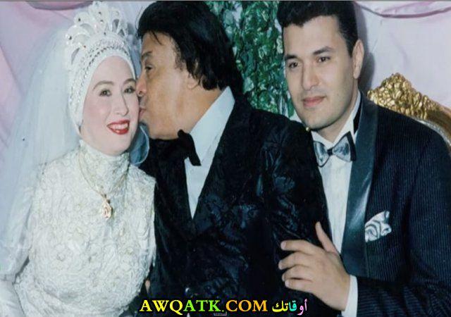 صورة من حفل زفاف الفنان أشرف سيف