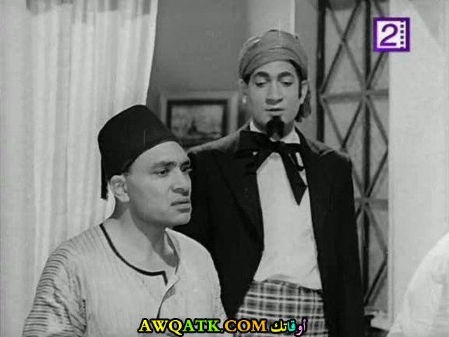 صورة قديمة للممثل الدكتور شديد