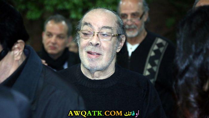 أحدث صورة للفنان المصري المنتصر بالله