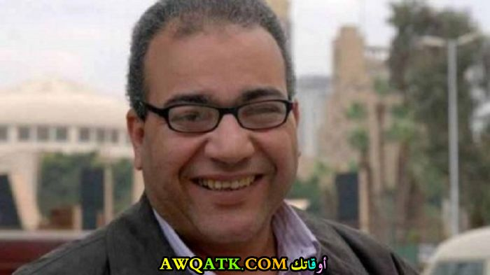 أحدث صورة للفنان المصري بيومي فؤاد