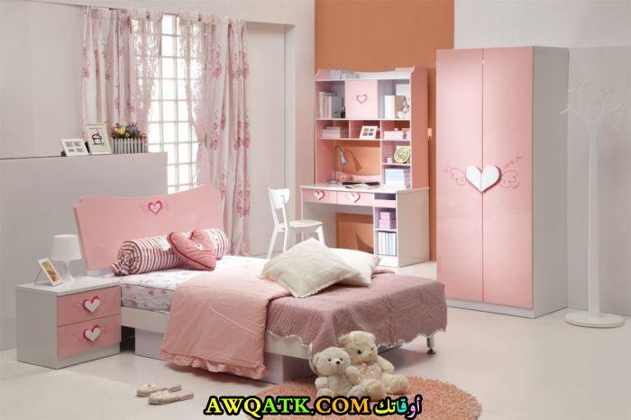 غرفة نوم ايكيا للبنات جميلة