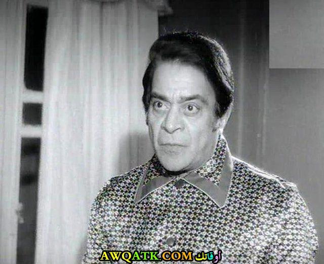 صورة قديمة للممثل توفيق الدقن