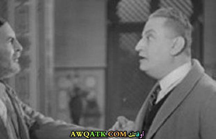صورة الممثل جورج أبيض داخل فيلم