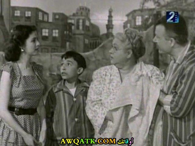 صورة الفنان المصري جورج يوردانيدس داخل فيلم