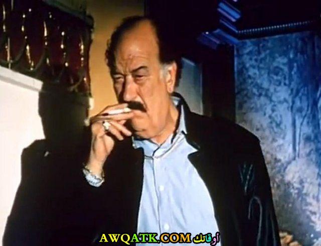 صورة الفنان المصري حسن حسني داخل فيلم