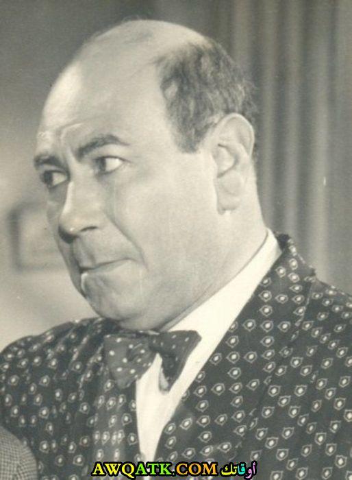 الفنان المصري حسن فايق قبل وفاته