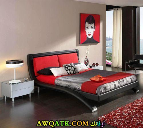 غرفة نوم جديدة وشيك