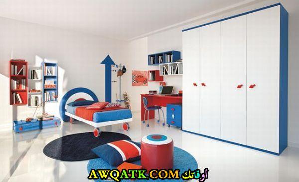 غرفة نوم أطفال حديثة جميلة جداً