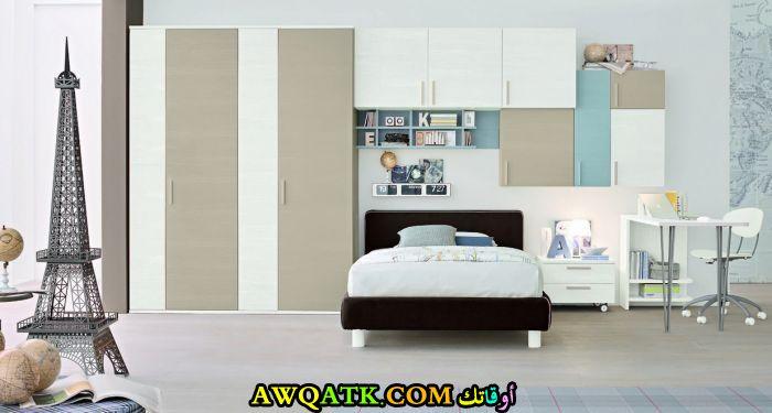 غرفة نوم أطفال حديثة شيك جداً
