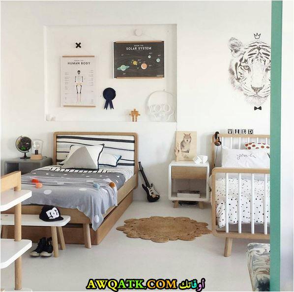 غرفة نوم اطفال روعة