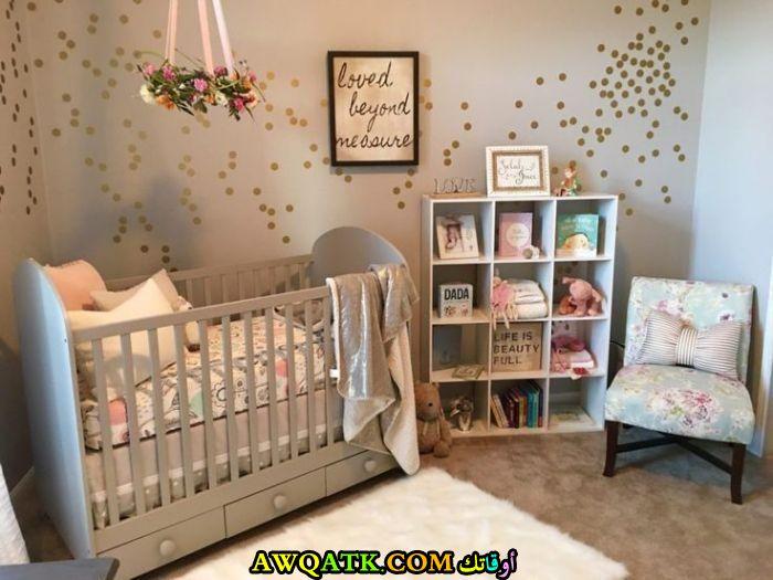 غرفة نوم أطفال حديثي الولادة روعة