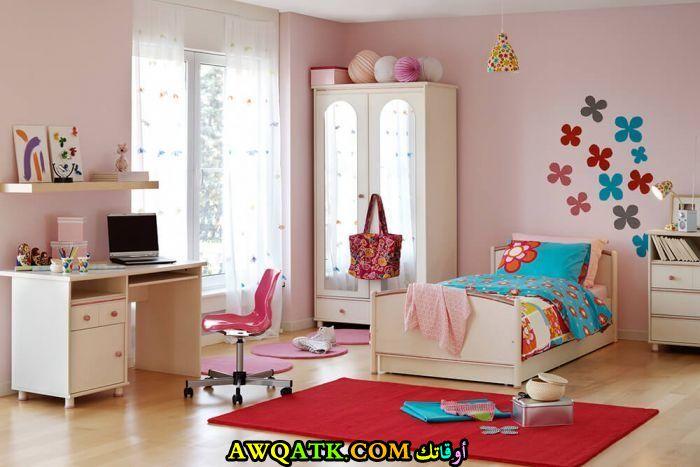 غرفة نوم أطفال حوائط جديدة