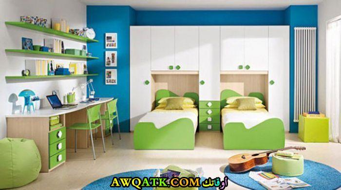 غرفة نوم شيك جداً للأطفال