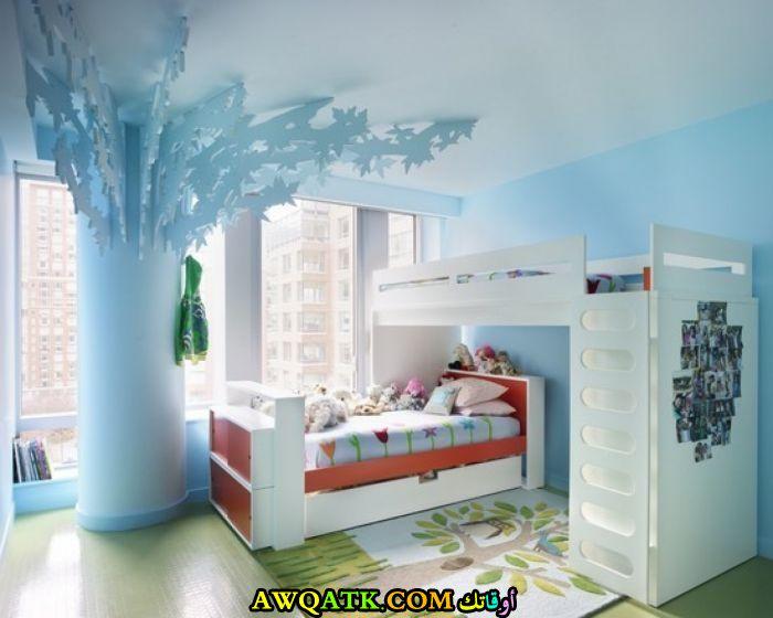 غرفة نوم أطفال في منتهي الجمال