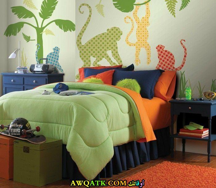 غرفة نوم دهانات روعة