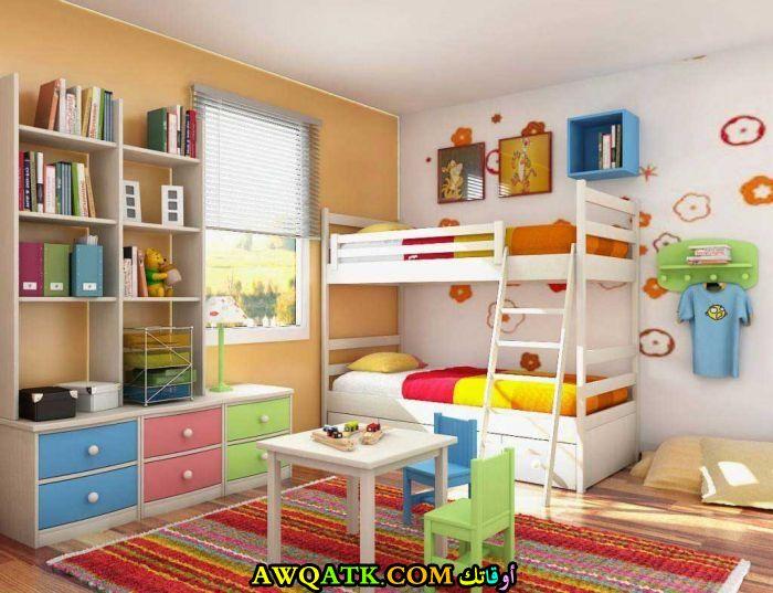 غرفة نوم للمساحات الصغيرة شيك جداً
