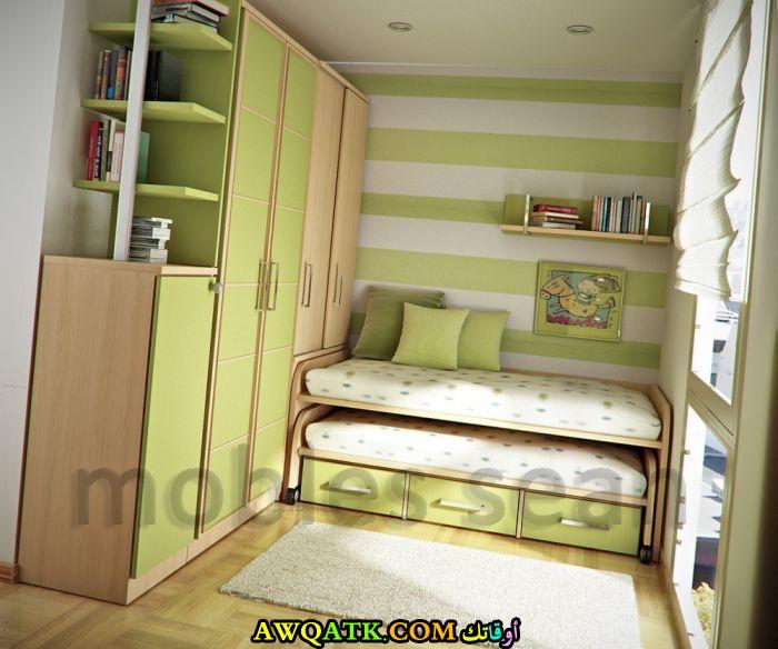 غرفة نوم في مننتهي الجمال