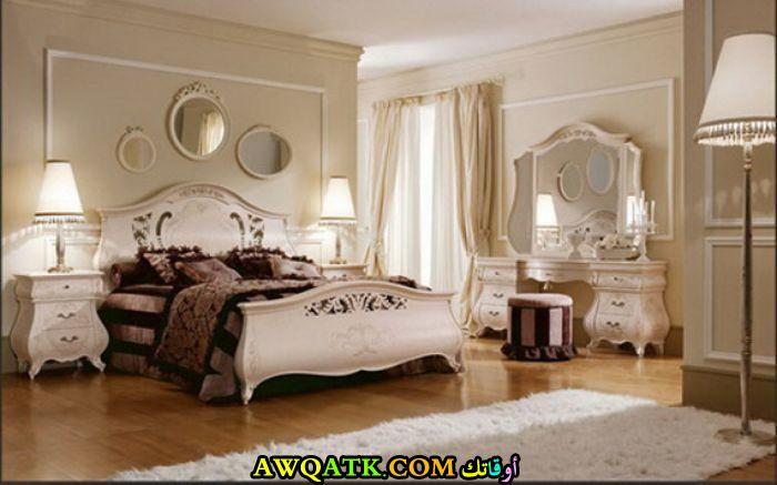 ديكورات غرف نوم أمريكية كلاسيك