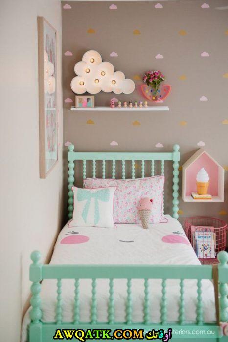 غرفة نوم بنات جميلة جداً