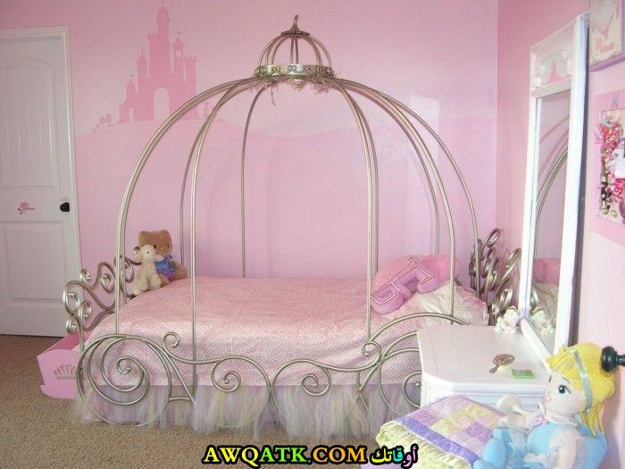 غرفة نوم ملكية للبنات