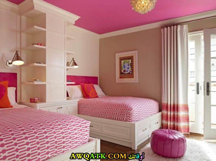 غرفة نوم بنات رائعة وجميلة