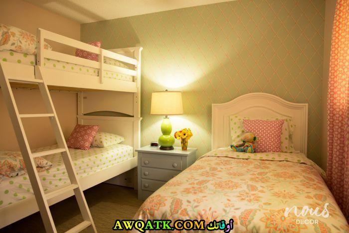غرفة نوم شيك جداًً