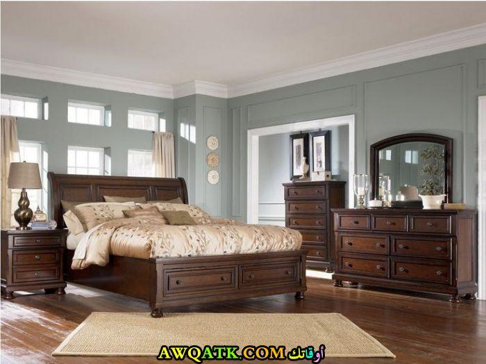 غرفة نوم كاملة جميلة