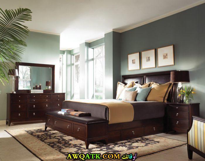 غرفة نوم روعة وجديدة